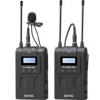Boya BY-WM8 Pro K1 Micrófono Lavalier Inalámbrico UHF