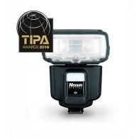 Flash Nissin i60A para Ricoh CX6