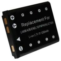 Batería de litio Olympus Li-40B / Li-42B compatible