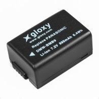 Gloxy Batería Panasonic DMW-BMB9E