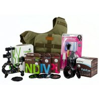 Kit de 15 piezas para cámaras réflex 58mm