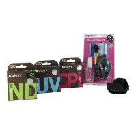 Kit Starter de 10 piezas para cámaras para Nikon D5200