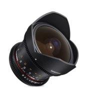 Samyang 8mm VDSLR T3.8 CSII MKII Lens Canon