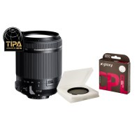 Kit Tamron 18-200mm f/3.5-6.3 Nikon + Filtro CPL Gloxy