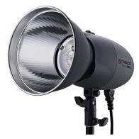 Flash de estudio Visico VL-400 Plus con Reflector