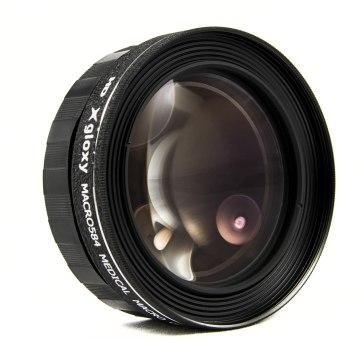 Gloxy 4X Macro Lens for Canon LEGRIA HF S20