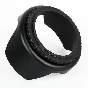 Flower Lens Hood for Canon Powershot SX410 IS