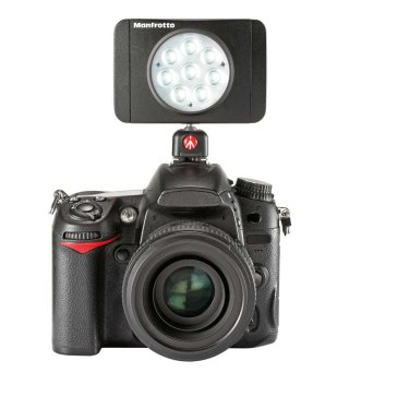 Antorcha LED Manfrotto Lumimuse 8