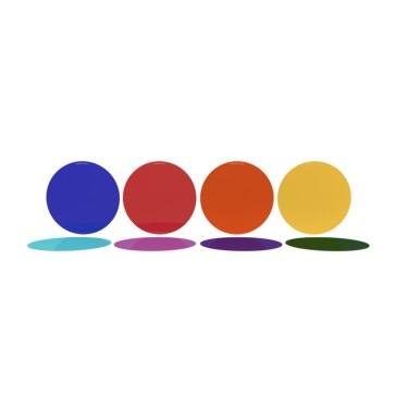 Kit de geles MagMod MagBox Creative