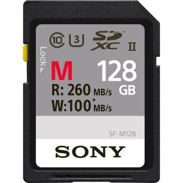 Memoria SDXC Sony 128GB Profesional UHS-II Clase 10