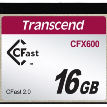 Memoria Transcend CFast 2.0 CFX600  16GB
