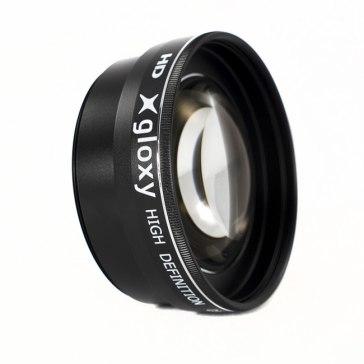 Megakit Gran Angular, Macro y Telefoto para Kodak EasyShare Z8612 IS