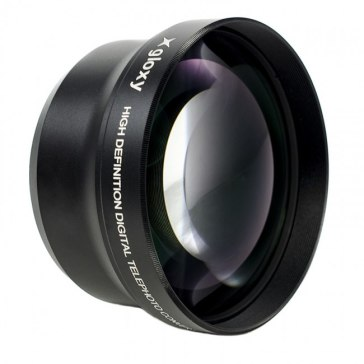 Megakit Gloxy Gran Angular, Macro y Telefoto L para Kodak EasyShare Z1012 IS