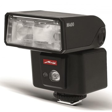 Flash Metz Mecablitz M400 MFT Olympus / Panasonic