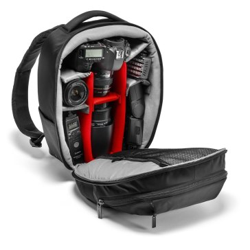 Mochila Manfrotto Gear Backpack M para Nikon D3300