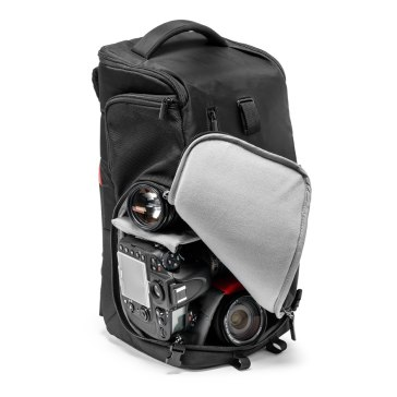 Mochila Tri Backpack M Manfrotto para Nikon D5200