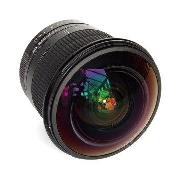 Objetivo Meike 8mm f/3.5 MK Ojo de pez para Kodak DCS Pro 14n