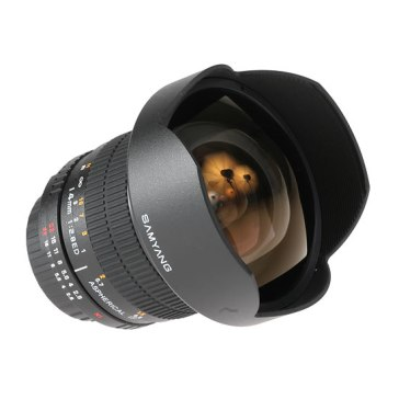 Samyang 14mm f/2.8 for Canon EOS 350D