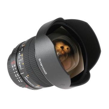 Samyang 14mm f/2.8 para Canon EOS 1200D