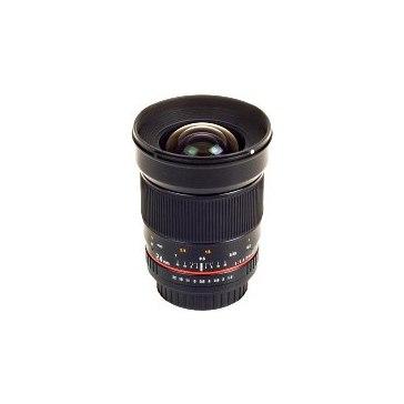 Samyang 24mm f/1.4 para Nikon D610