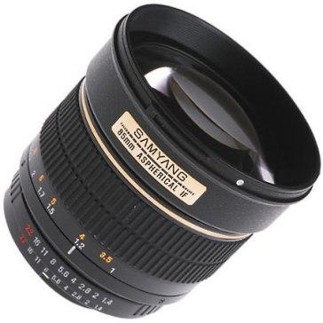 Samyang 85mm f/1.4 para Samsung NX11