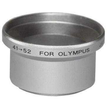 Lens adapter 52 mm for Olympus C2000/C3030/C4040/C5050