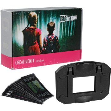 Spiffy Gear Creative Kit Telón de fondo para Light Blaster