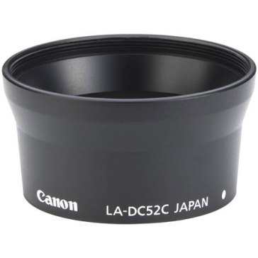 Lens adapter LA-DC52C 52mm for Canon