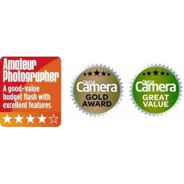 Flash TTL Gloxy TR-985 para Nikon D7100