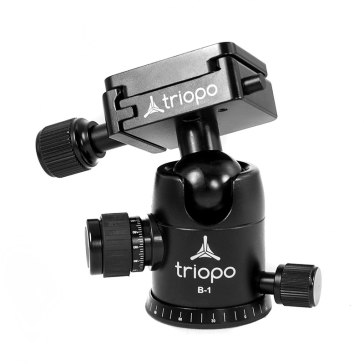 Triopo B-1 Ball Head for Canon EOS 450D