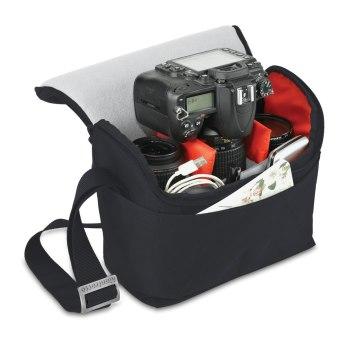 Bolsa Manfrotto Amica 50 Negra para Kodak EasyShare Z1012 IS
