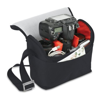 Bolsa Manfrotto Amica 50 Negra para Kodak EasyShare Z8612 IS