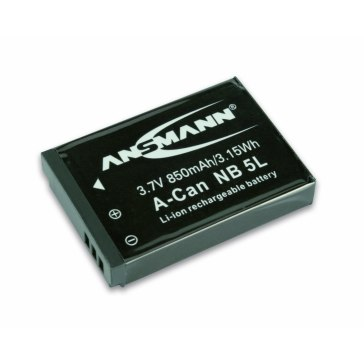Batería recargable Ansmann A-Can NB-5L