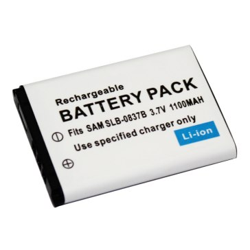 Samsung SLB-0837B Compatible Lithium Ion Battery