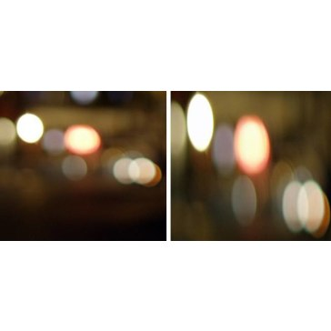 Filtro Anamórfico Bokeh Flare/Streak para Canon EOS 1200D