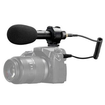 Micrófono Estéreo X/Y para Canon Powershot SX60 HS