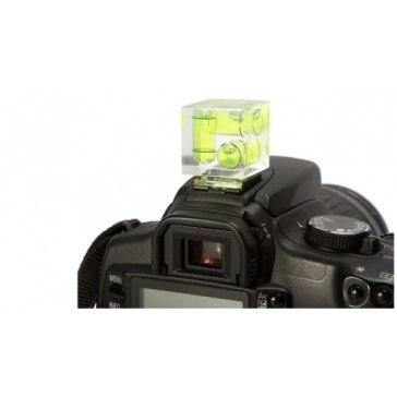 Bubble Level for Cameras for Canon EOS 450D