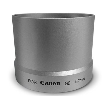 52 mm Lens adapter for Canon S2/S3/S5 IS