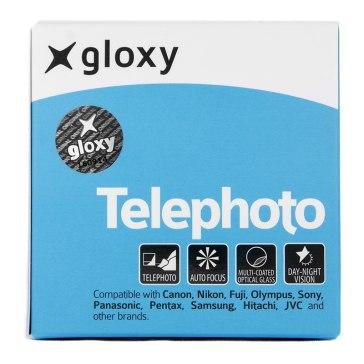 Lente Telefoto 2x para Kodak EasyShare Z760