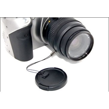 Correa para tapa de objetivo para Canon EOS R