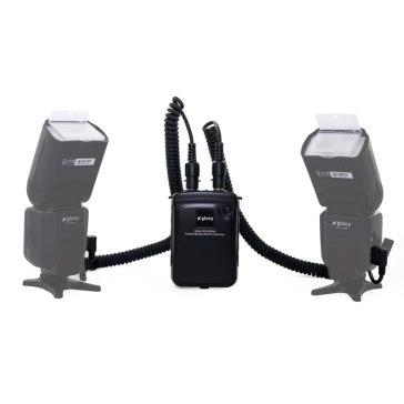 Batería GX-EX2500 para Canon Powershot SX60 HS