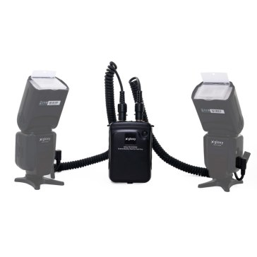 Gloxy GX-EX2500 External Battery Pack for Canon EOS 1Ds Mark III