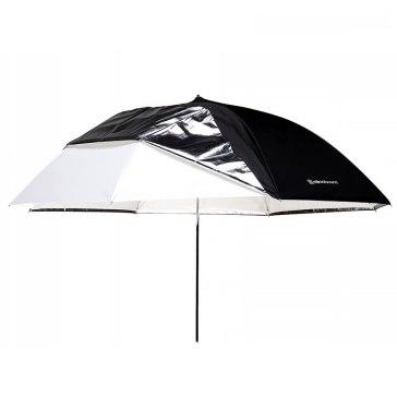 Paraguas reflector Elinchrom Shallow Blanco/traslúcido 85cm