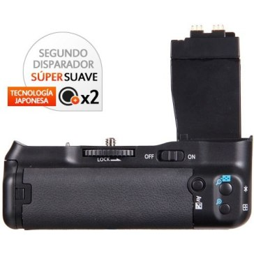 Empuñadura Gloxy GX-E8 (Canon BG-E8)