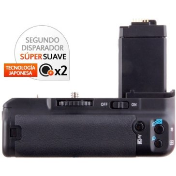 Empuñadura Gloxy GX-E5 (Canon BG-E5)