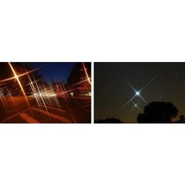 Filtro Estrella 4 Puntas para Kodak EasyShare Z1012 IS