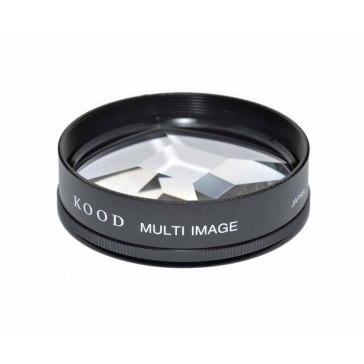 Filtro Multi Image de 5 Secciones 49 mm