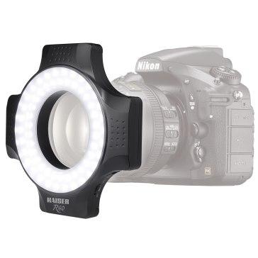 Antorcha LED anular Kaiser R60