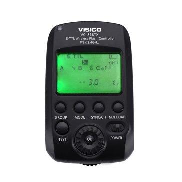 Trigger Visico VC-818TX para Canon