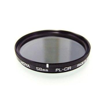 Filtro Polarizador Circular Hoya HRT 58mm
